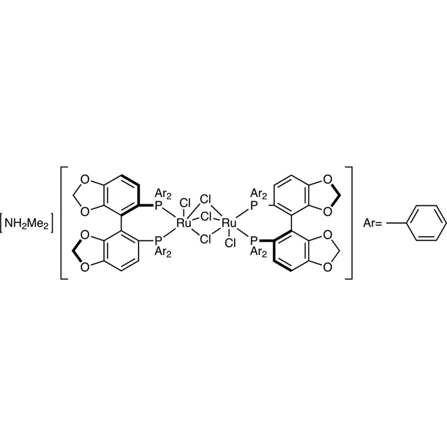 [NH2Me2][(RuCl((R)-segphos))2(μ-Cl)3]