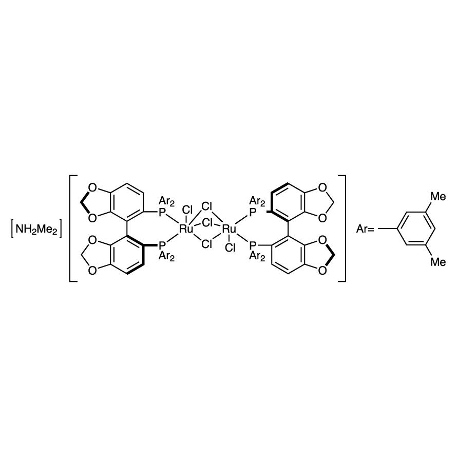 [NH2Me2][(RuCl((S)-dm-segphos®))2(μ-Cl)3]