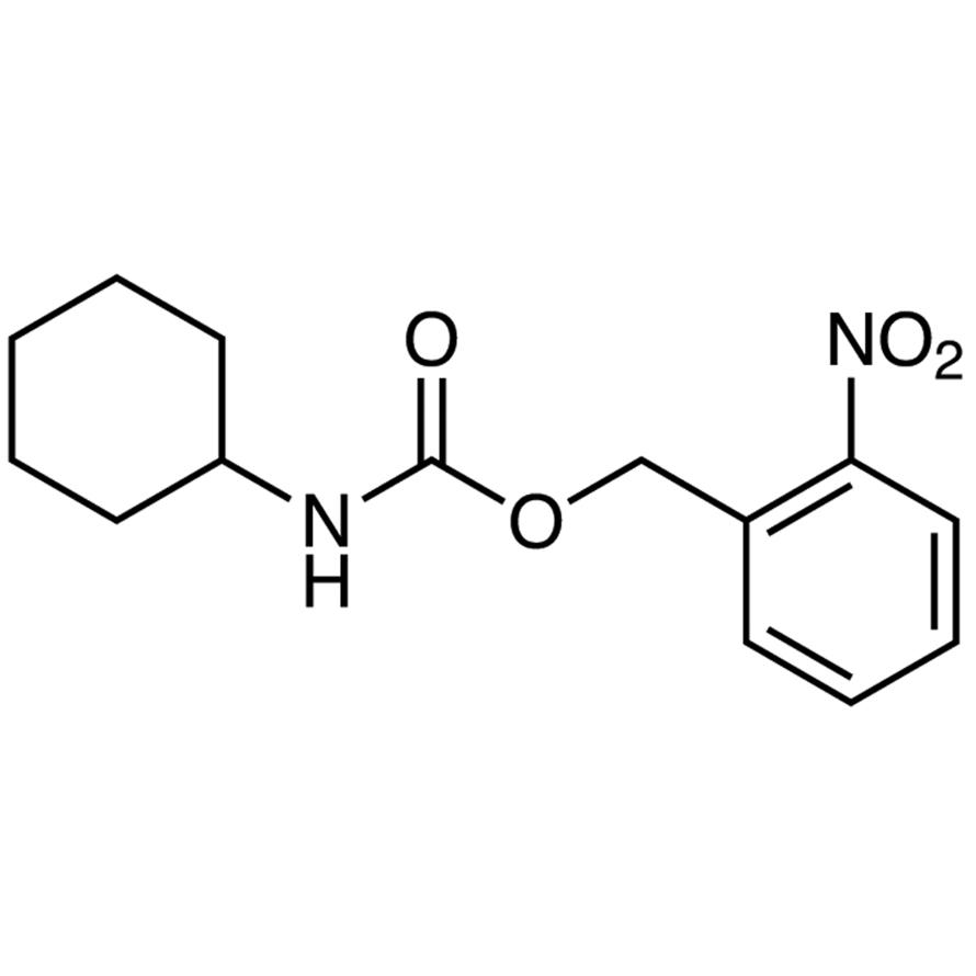 2-Nitrobenzyl Cyclohexylcarbamate