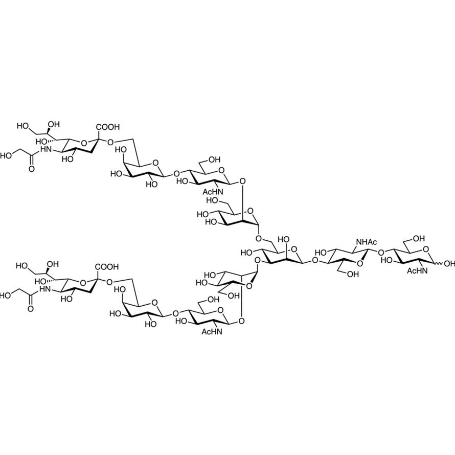 Neu5Gc(2-6) N-Glycan