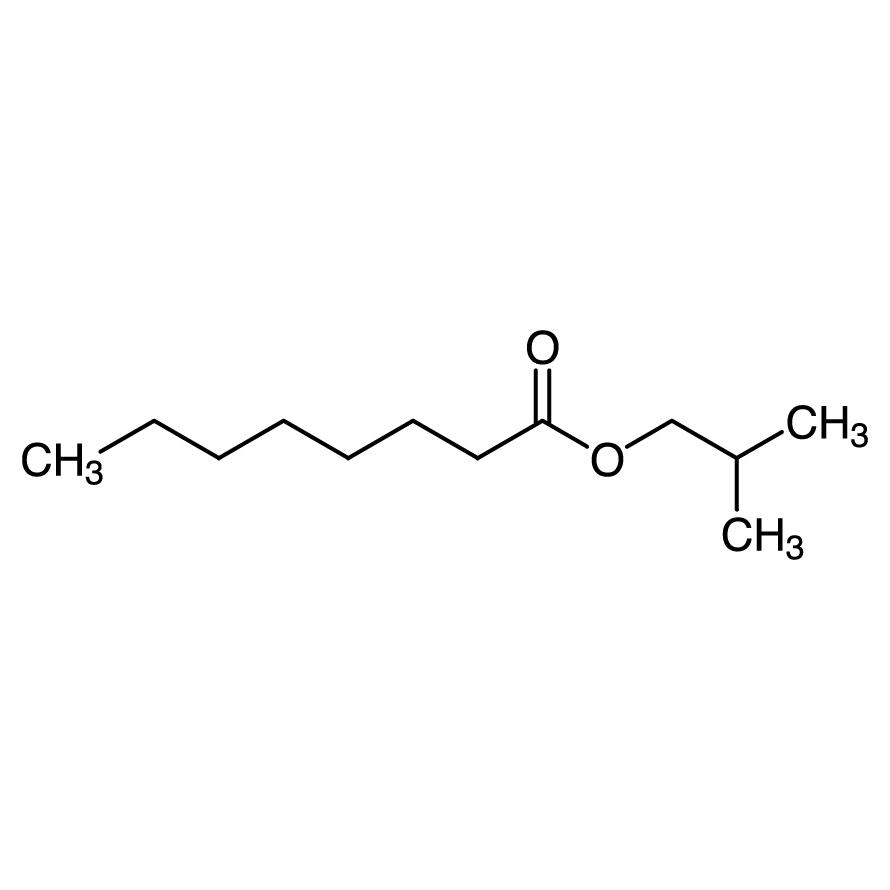 Isobutyl n-Octanoate