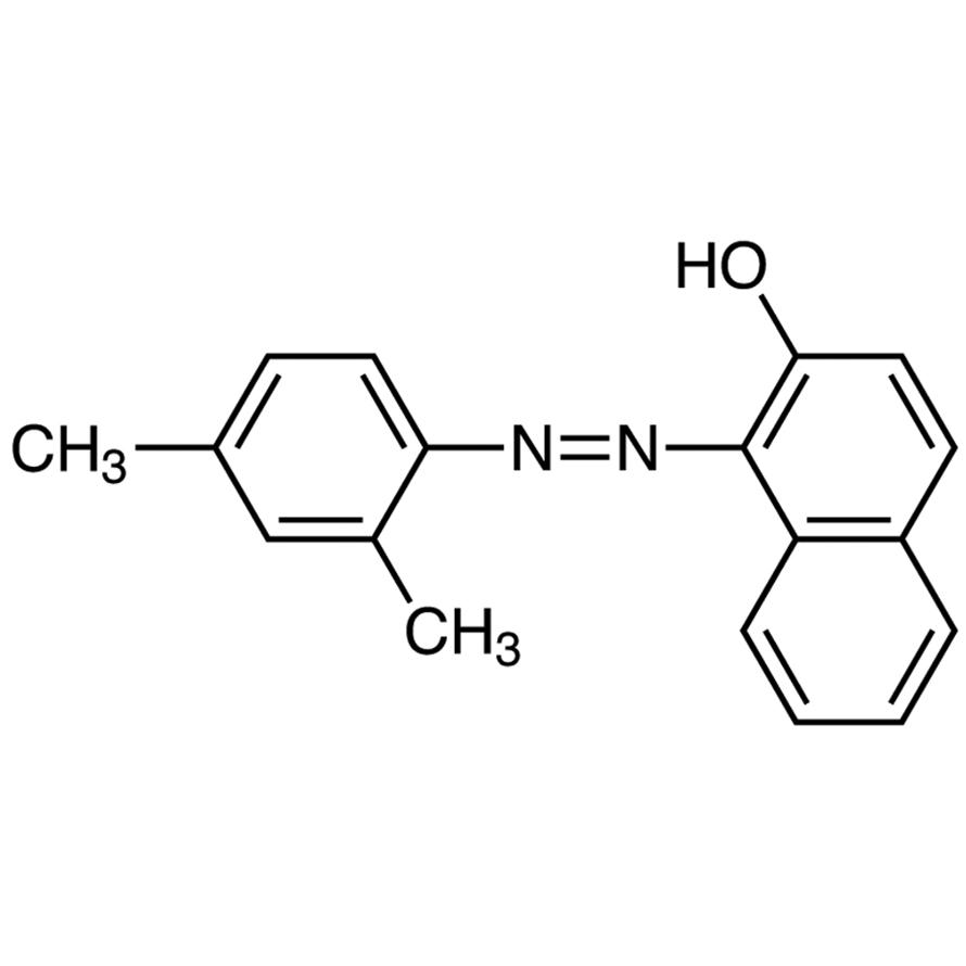 Sudan II [=1-(2,4-Xylidylazo)-2-naphthol]