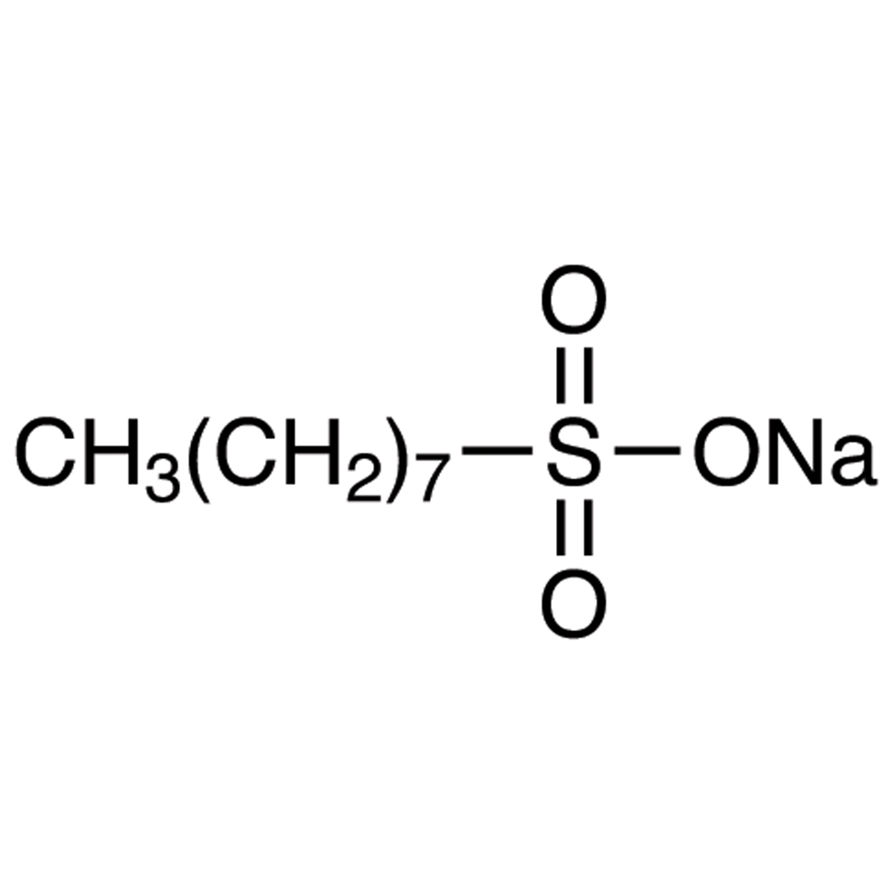 Sodium 1-Octanesulfonate