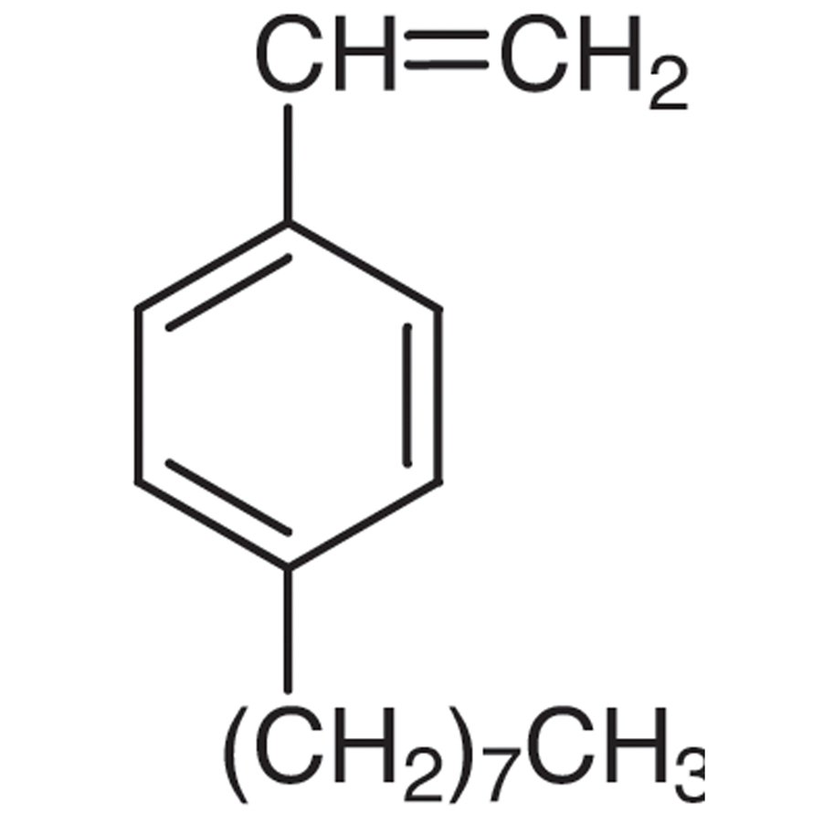 4-n-Octylstyrene (stabilized with TBC)