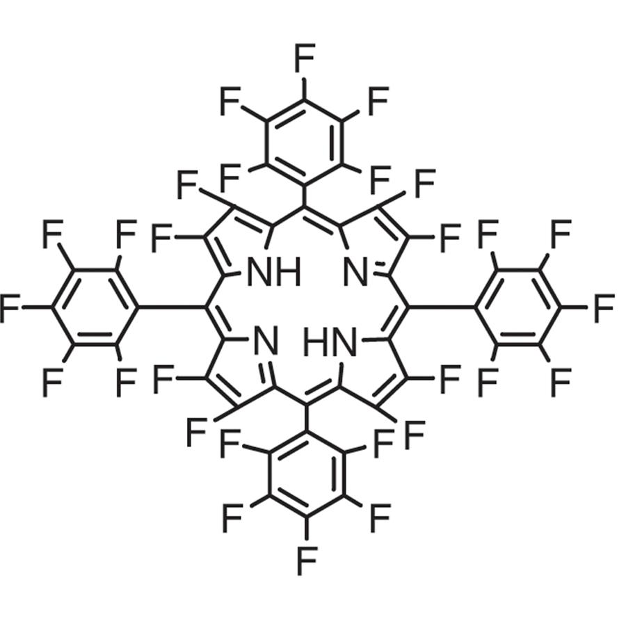 2,3,7,8,12,13,17,18-Octafluoro-5,10,15,20-tetrakis(pentafluorophenyl)porphyrin