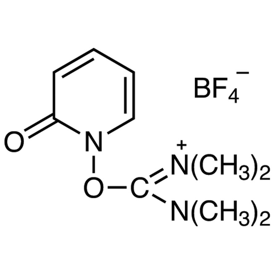 O-[2-Oxo-1(2H)-pyridyl]-N,N,N',N'-tetramethyluronium Tetrafluoroborate