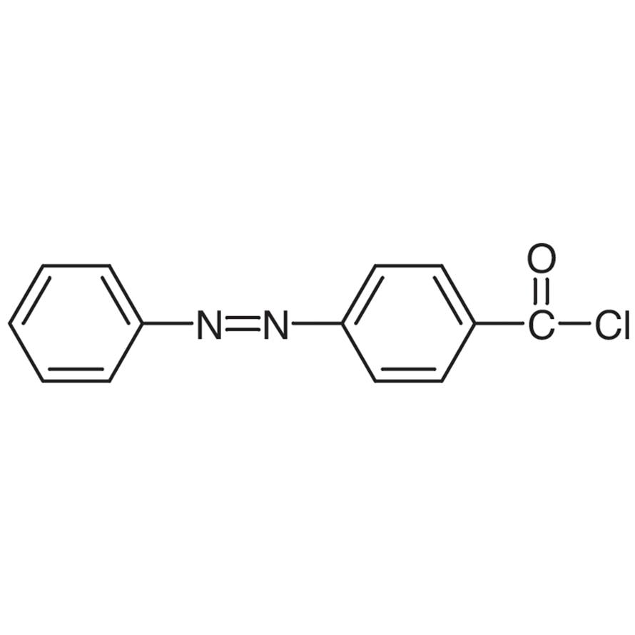 4-Phenylazobenzoyl Chloride
