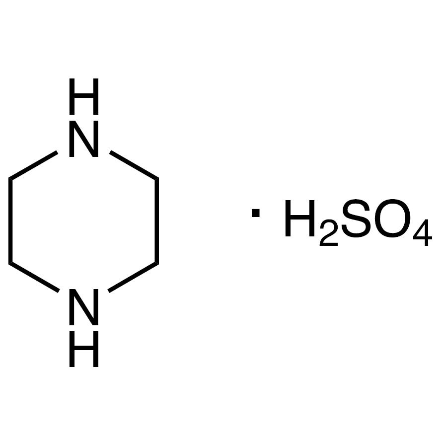 Piperazine Sulfate Hydrate