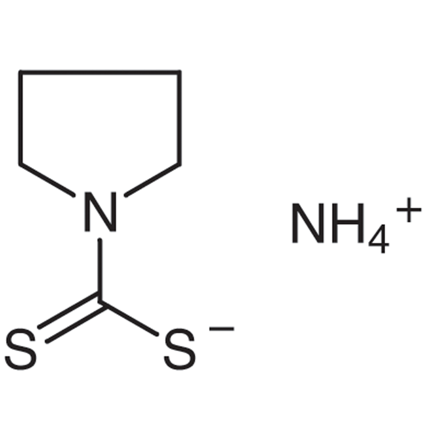 Ammonium 1-Pyrrolidinecarbodithioate [Reagent for Atomic Absorption Analysis]