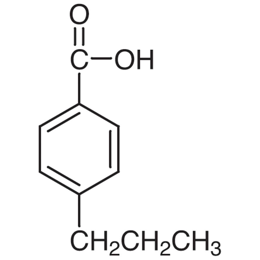 4-Propylbenzoic Acid