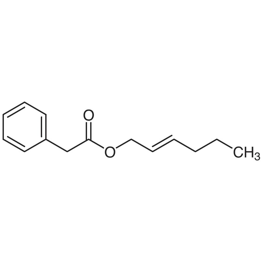 trans-2-Hexen-1-yl Phenylacetate