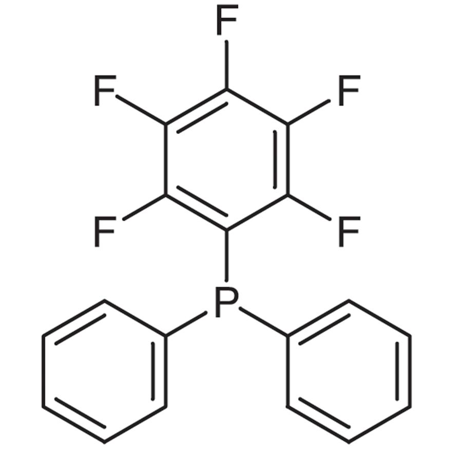 (Pentafluorophenyl)diphenylphosphine