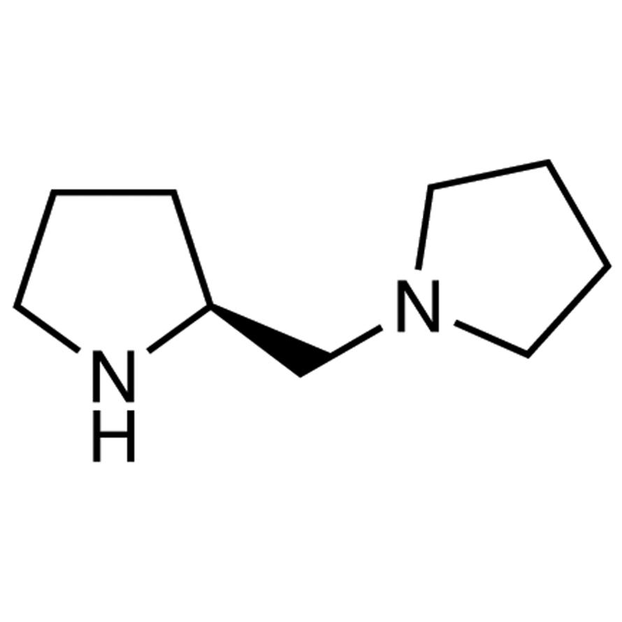 (S)-(+)-1-(2-Pyrrolidinylmethyl)pyrrolidine