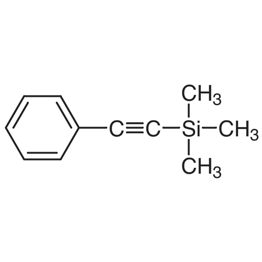 1-Phenyl-2-(trimethylsilyl)acetylene