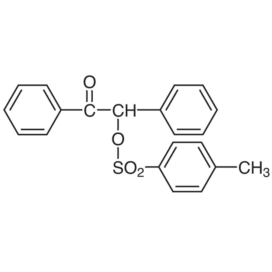 2-Phenyl-2-(p-toluenesulfonyloxy)acetophenone