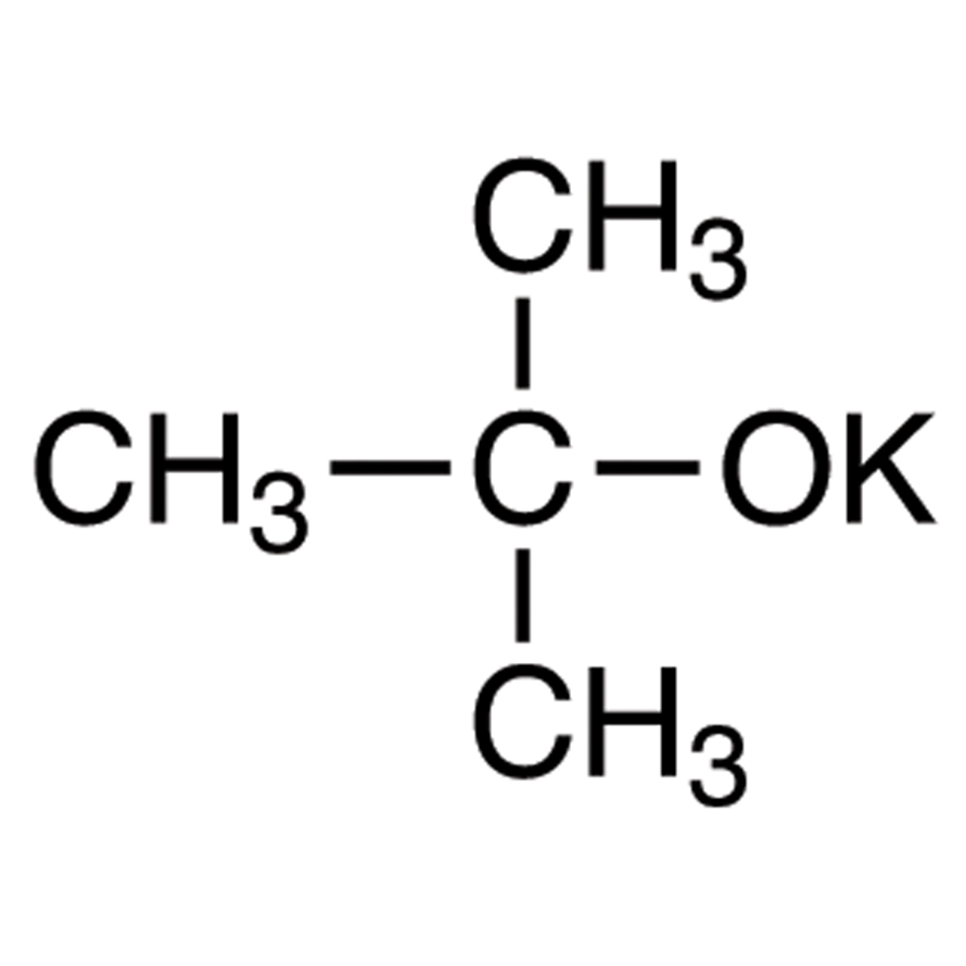 Potassium tert-Butoxide (12% in Tetrahydrofuran, ca. 1mol/L)