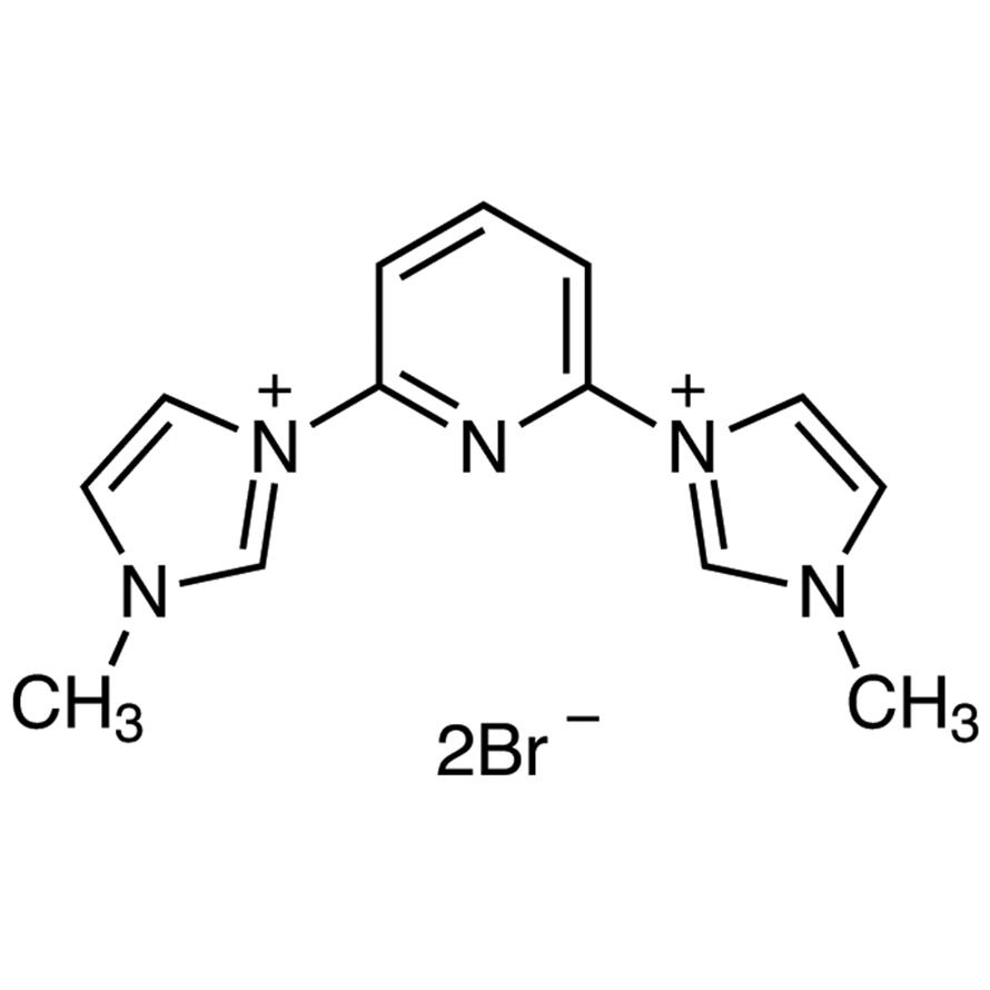 1,1'-(2,6-Pyridinediyl)bis(3-methylimidazolium) Dibromide