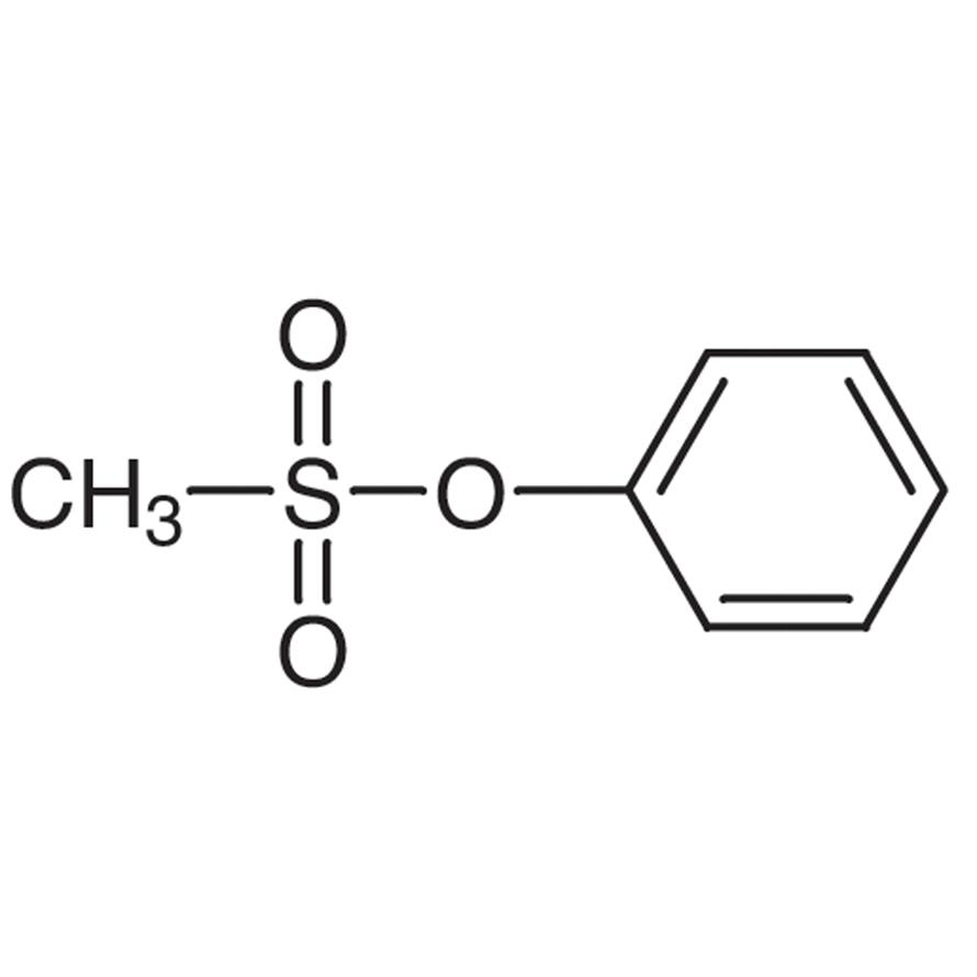 Phenyl Methanesulfonate