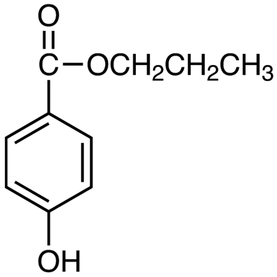 Propyl 4-Hydroxybenzoate [for Biochemical Research]