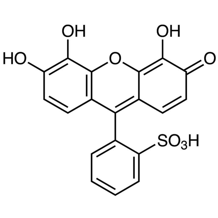 Pyrogallol Red [for Protein Research]