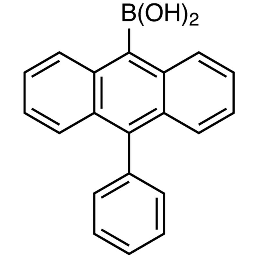 10-Phenyl-9-anthraceneboronic Acid (contains varying amounts of Anhydride)