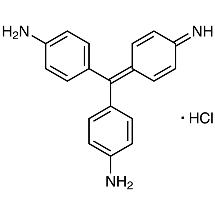 Pararosaniline Hydrochloride [for Biochemical Research]