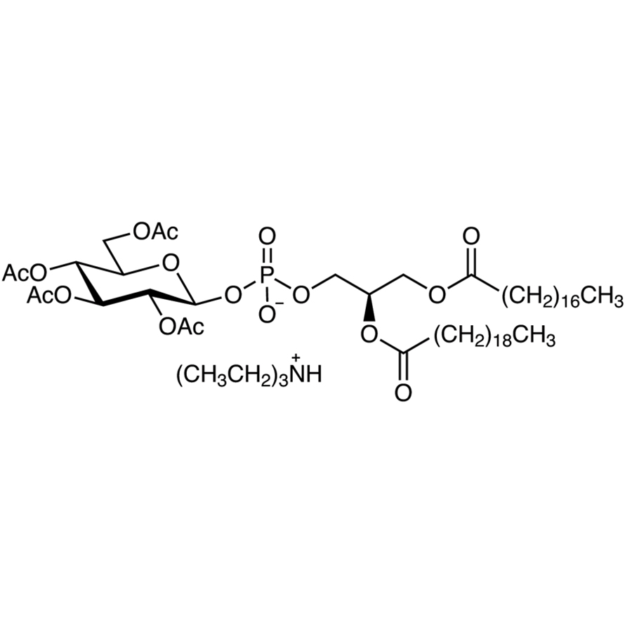 2,3,4,6-Tetra-O-acetyl-PtdGlc(di-acyl Chain)