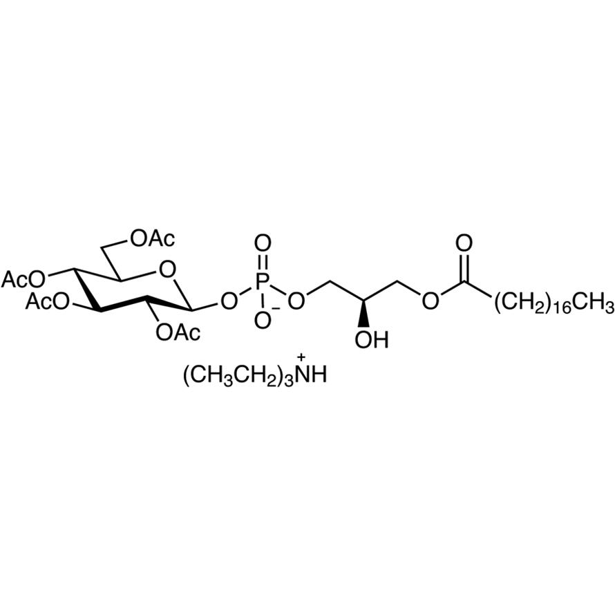 2,3,4,6-Tetra-O-acetyl-PtdGlc(mono-acyl Chain)