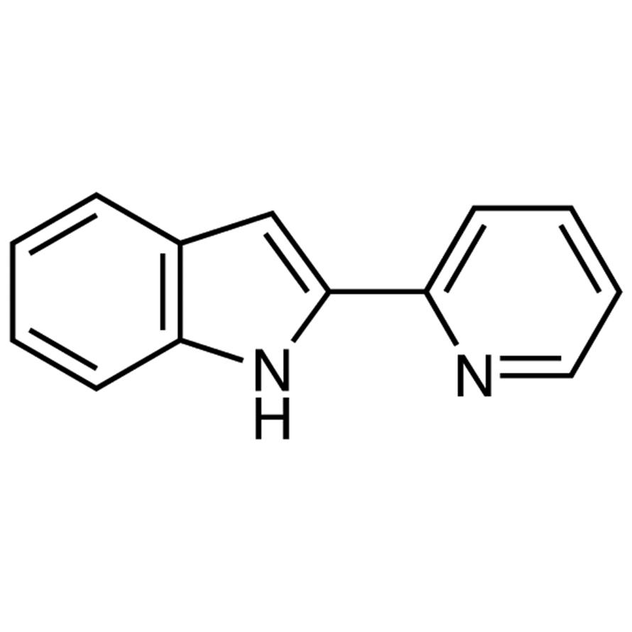 2-(2-Pyridyl)indole