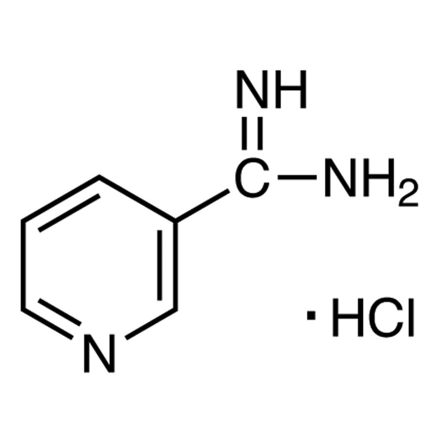 Pyridine-3-carboximidamide Monohydrochloride