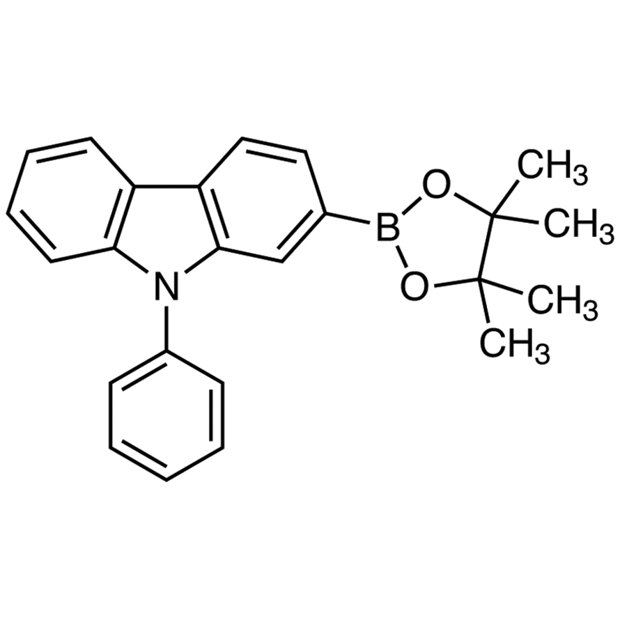 9-Phenyl-2-(4,4,5,5-tetramethyl-1,3,2-dioxaborolan-2-yl)carbazole
