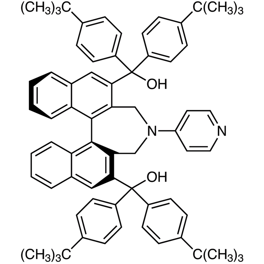 (S)-[4-(Pyridin-4-yl)-4,5-dihydro-3H-dinaphtho[2,1-c:1',2'-e]azepine-2,6-diyl]bis[bis[4-(tert-butyl)phenyl]methanol]