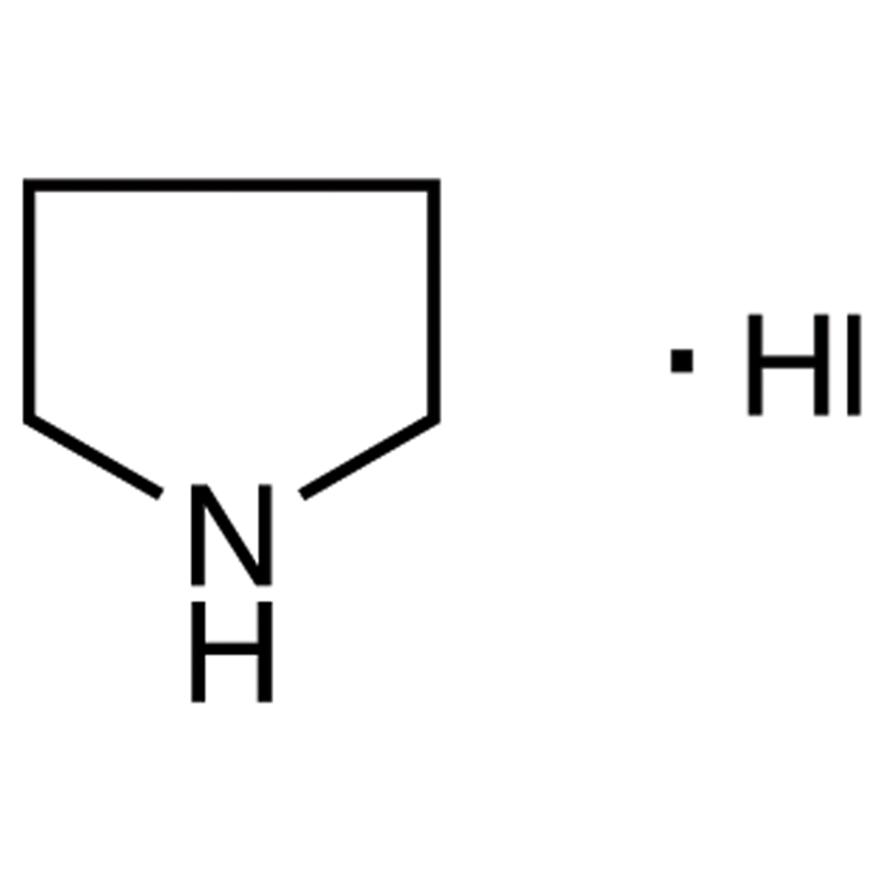 Pyrrolidine Hydriodide