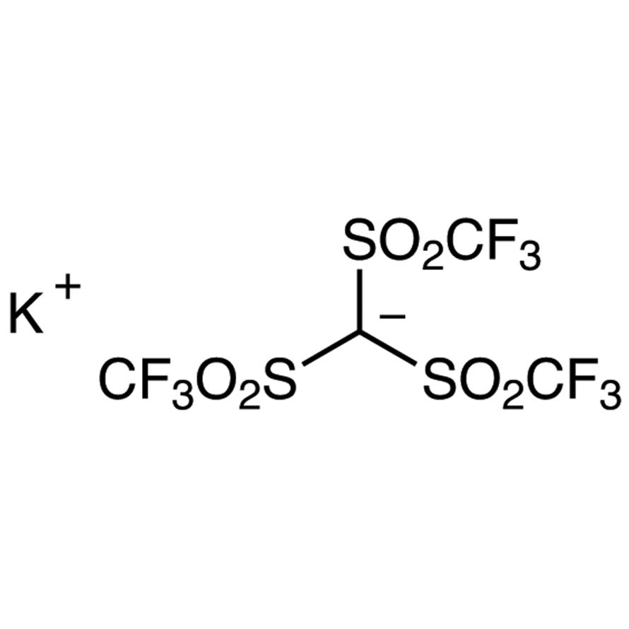 Potassium Tris(trifluoromethanesulfonyl)methanide