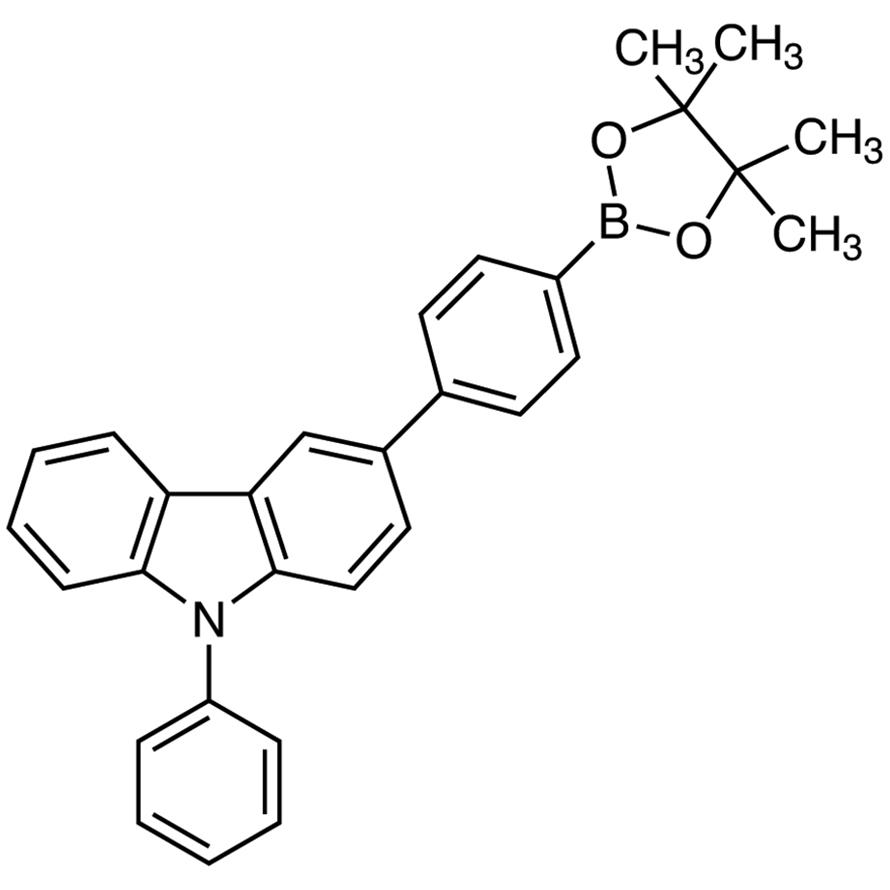9-Phenyl-3-[4-(4,4,5,5-tetramethyl-1,3,2-dioxaborolan-2-yl)phenyl]-9H-carbazole