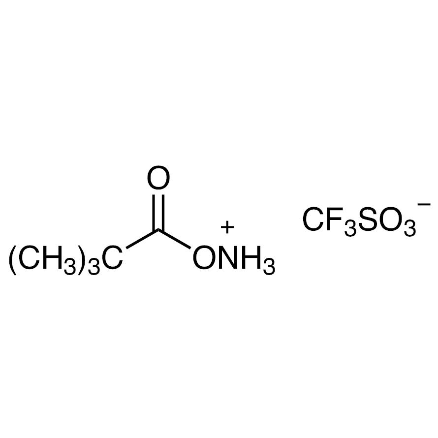 O-Pivaloylhydroxylammonium Trifluoromethanesulfonate