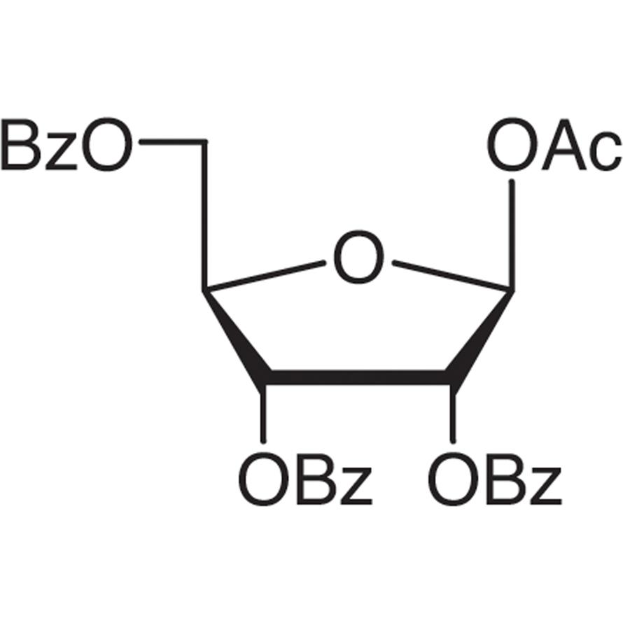 -D-Ribofuranose 1-Acetate 2,3,5-Tribenzoate