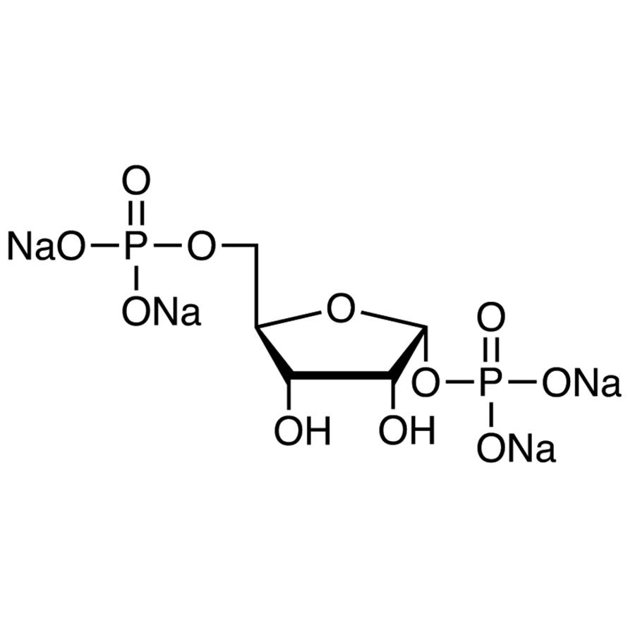 -D-Ribose 1,5-Bis(phosphate) Tetrasodium Salt