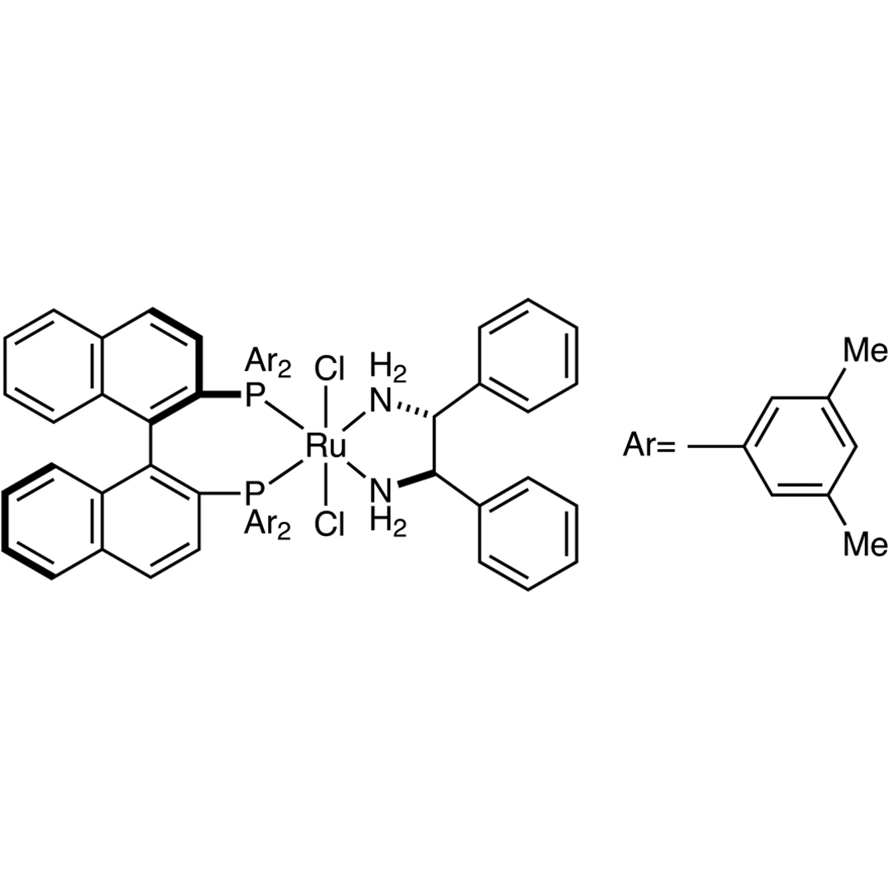 RuCl2[(R)-xylbinap][(R,R)-dpen]