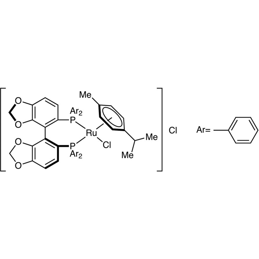 [RuCl(p-cymene)((S)-segphos)]Cl