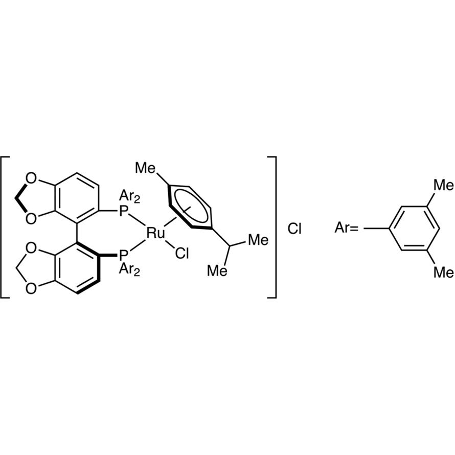 [RuCl(p-cymene)((S)-dm-segphos)]Cl
