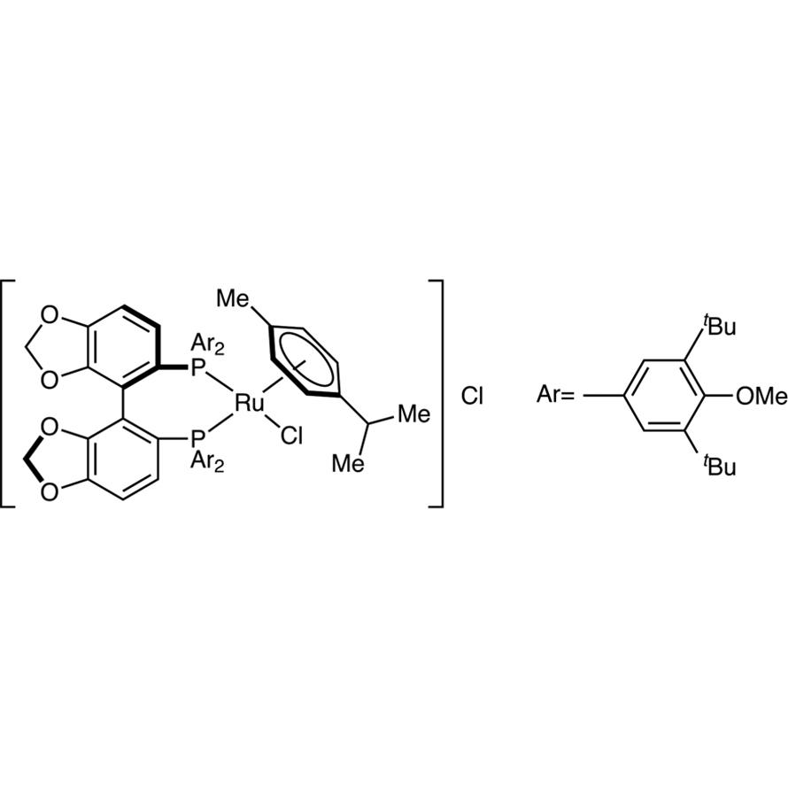 [RuCl(p-cymene)((R)-dtbm-segphos®)]Cl