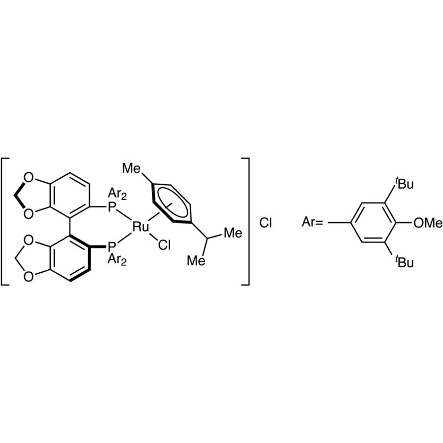 [RuCl(p-cymene)((S)-dtbm-segphos)]Cl