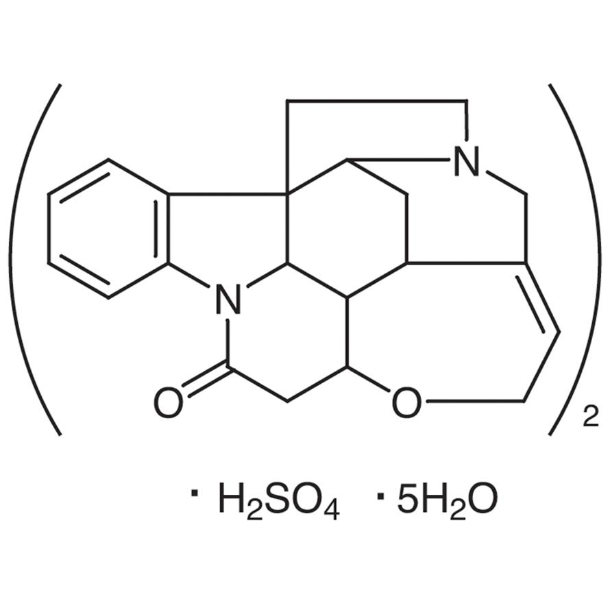 Strychnine Sulfate Pentahydrate