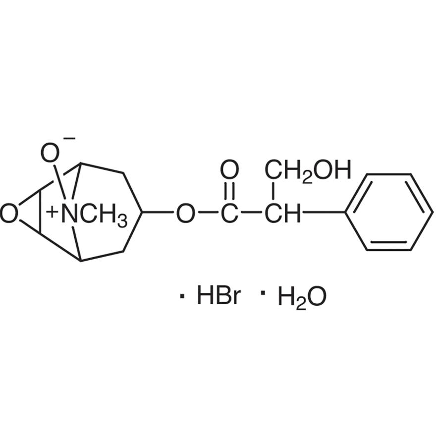 Scopolamine N-Oxide Hydrobromide Monohydrate
