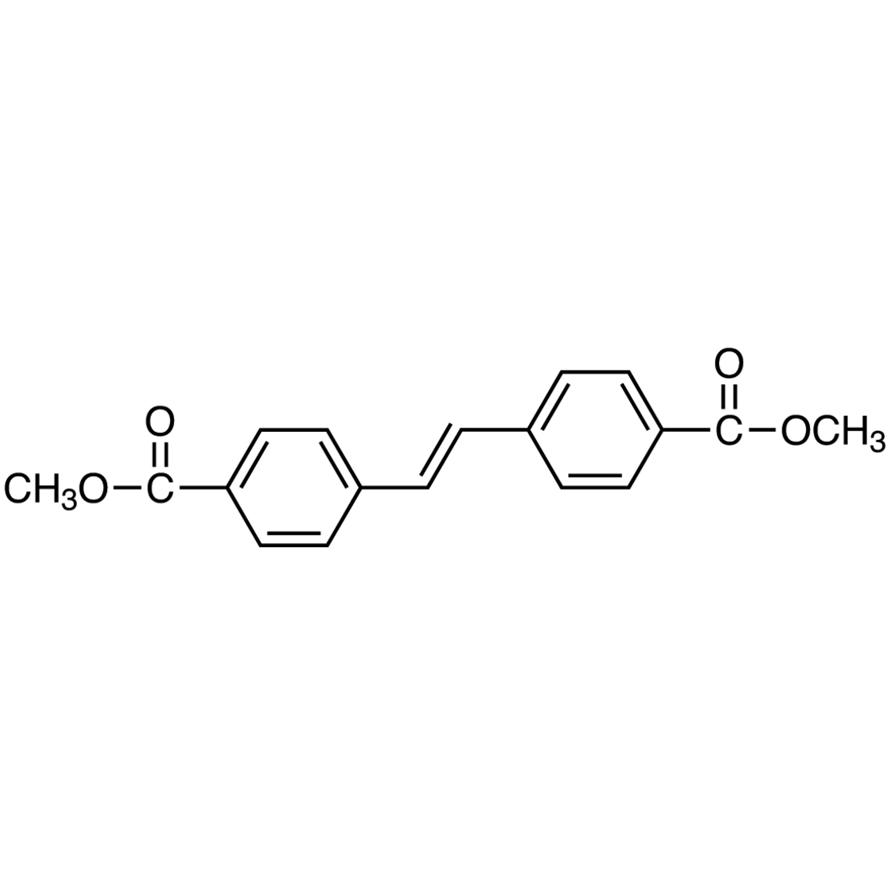 Dimethyl trans-Stilbene-4,4'-dicarboxylate