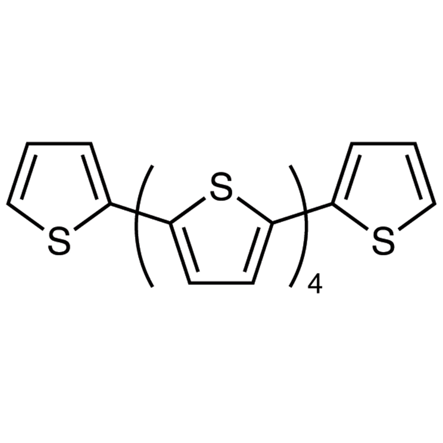 -Sexithiophene (purified by sublimation)