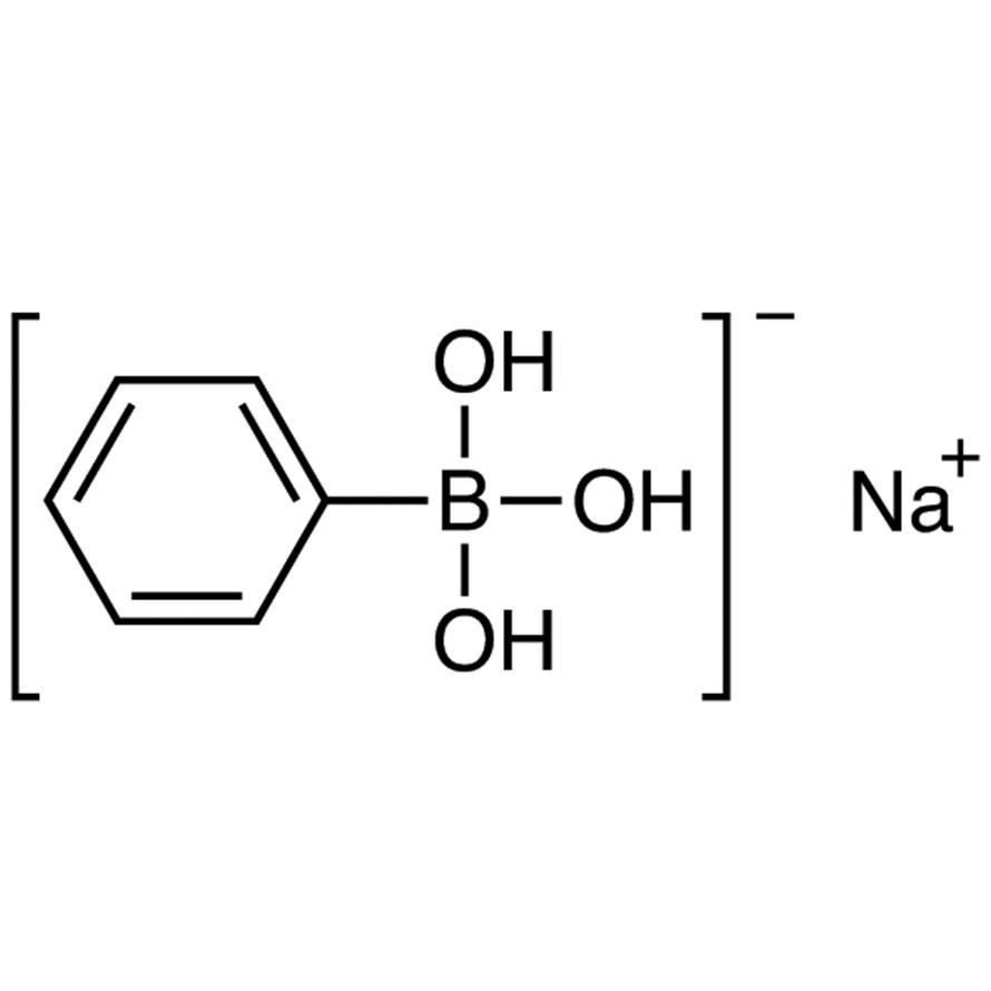 Sodium (Trihydroxy)phenylborate