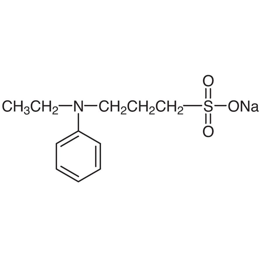 Sodium 3-(N-Ethylanilino)propanesulfonate [for Biochemical Research]