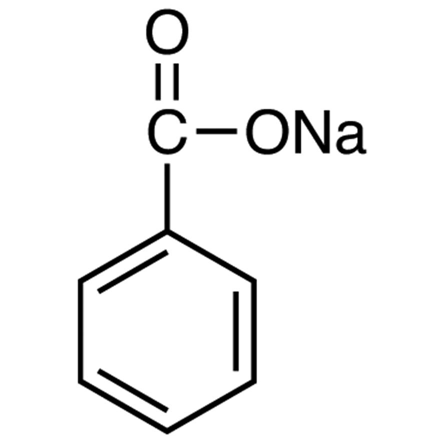 Sodium Benzoate [for Biochemical Research]